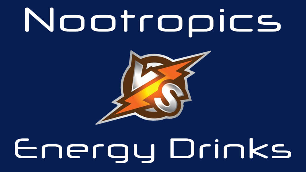 nootropics vs energy drinks